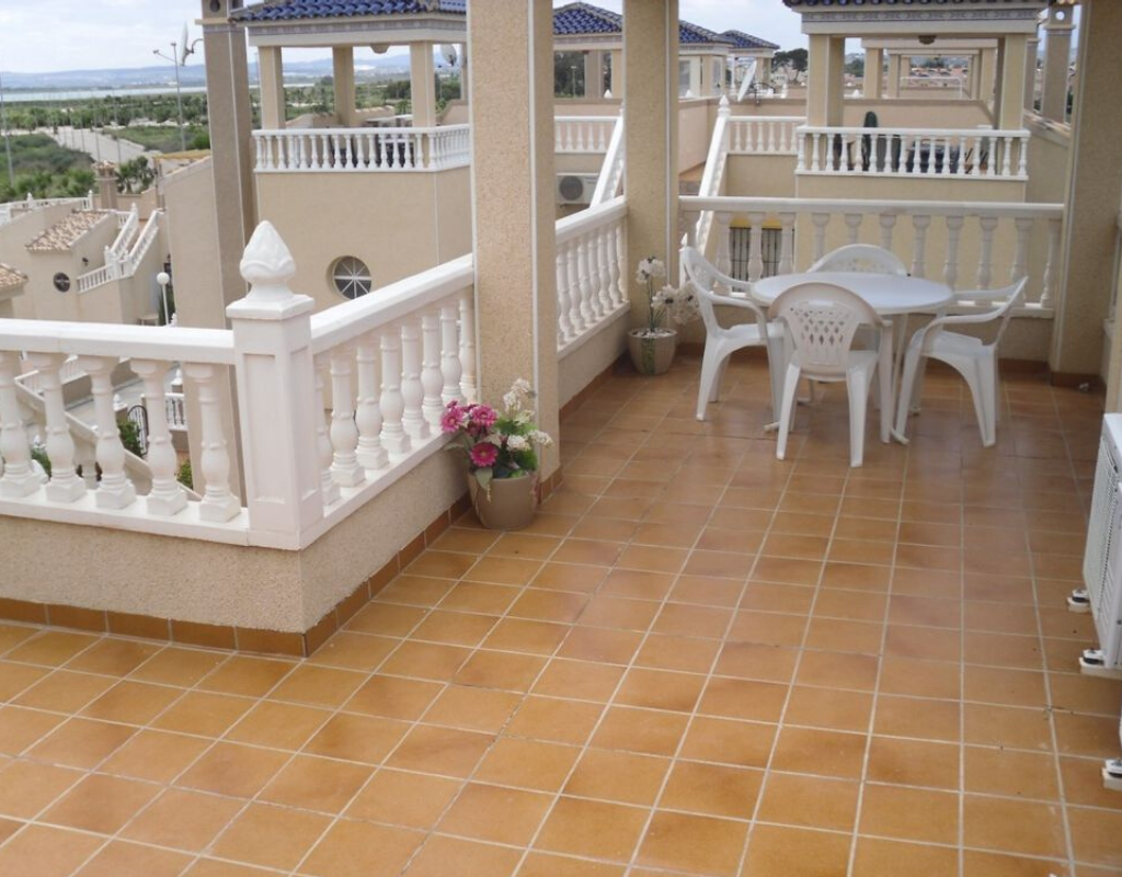 Private terrace, 3 Bedroom Villa