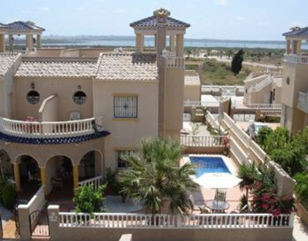 Casa De George 3 Bed Villa in Spain