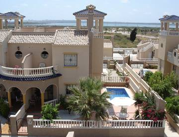 Casa De George 3 Bedroom Villa in Spain